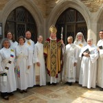 New Deacons in Diocese of Atlanta 2011