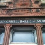 Lady Grisell Baillie Memorial